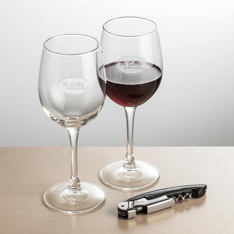 Connoisseur Wine & Opener Giftset