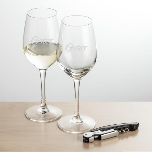 Lethbridge Wine & Opener Giftset