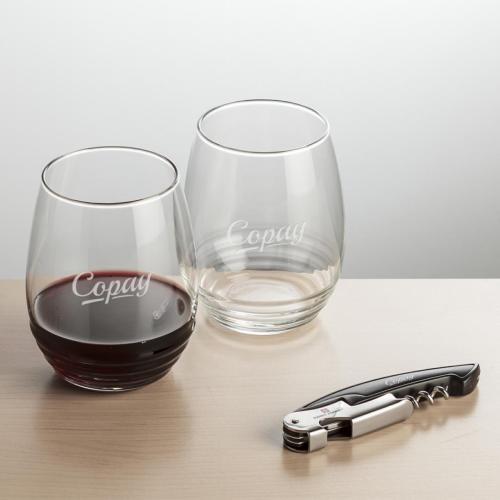 Ramira Wine & Opener Giftset