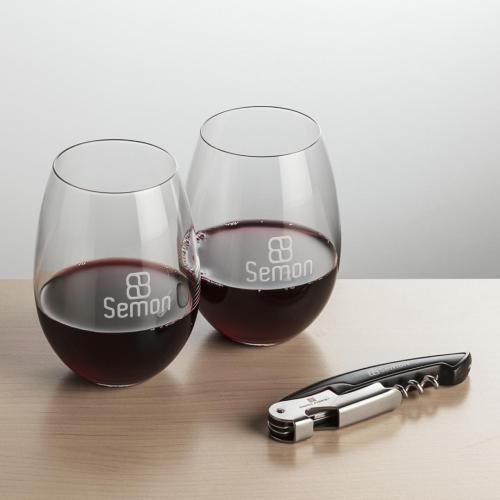 Carlita Wine  & Opener Giftset