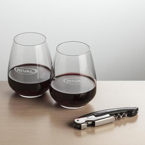 Brunswick Wine & Opener Giftset