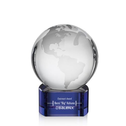 Globe Award on Paragon Blue