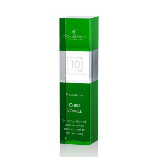 Araceli Tower Award - Green