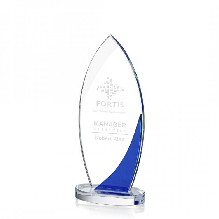 Harrah Award - Blue