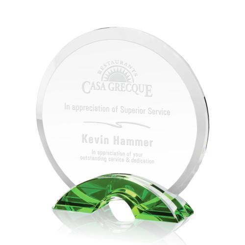 Huber Award - Green