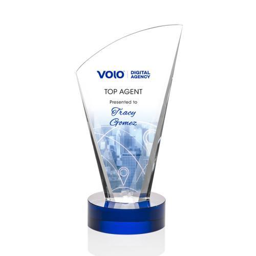Brampton Award - Blue/VividPrint™