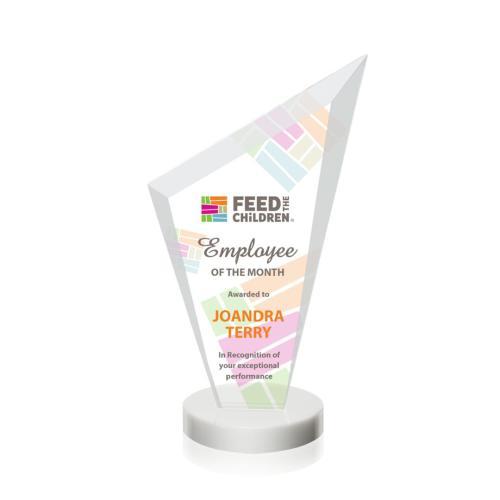Condor VividPrint™ Award - White