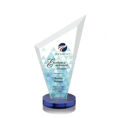 Condor VividPrint™ Award - Blue