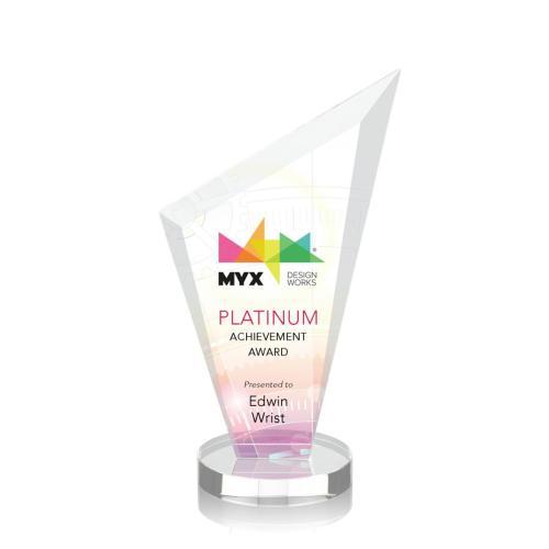 Condor VividPrint™ Award - Clear