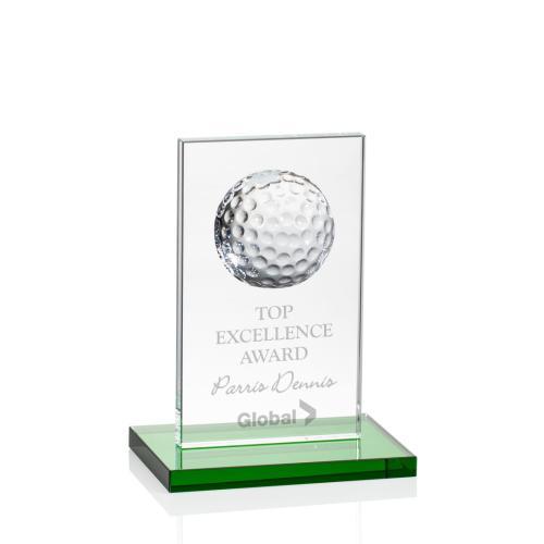 Sarnia Golf Award - Green