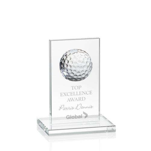 Sarnia Golf Award - Clear