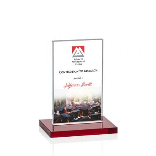 Heathrow VividPrint™ Award - Red