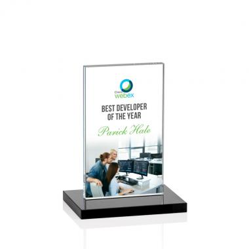 Heathrow VividPrint™ Award - Black