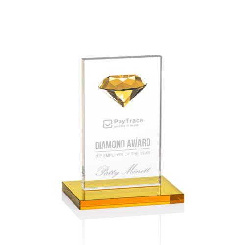 Bayview Gemstone Award - Amber