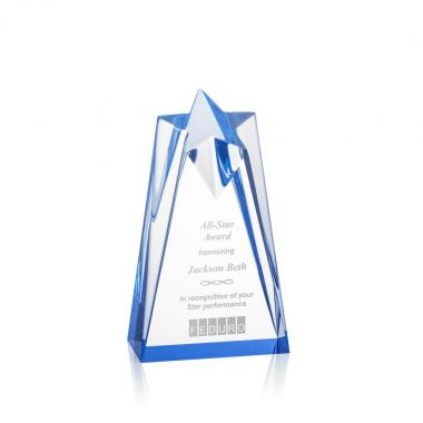 Rosina Star Award - Blue