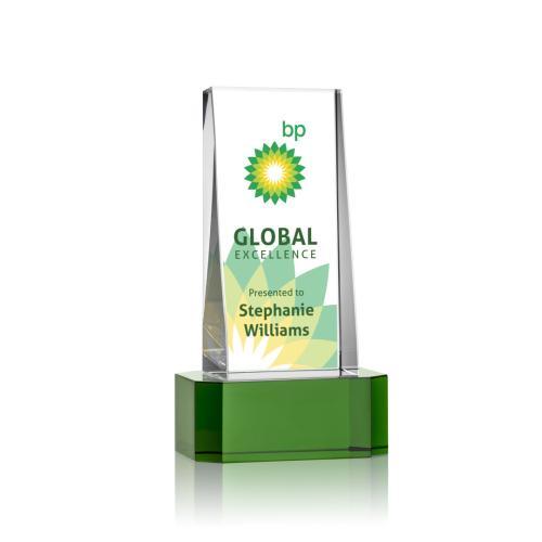 Milnerton VividPrint™ Award - Green