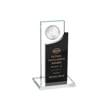 Sherwood Globe Award - Black