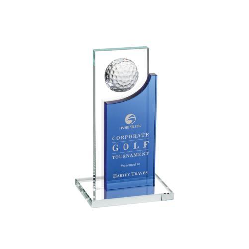 Redmond Golf Award - Blue