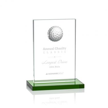 Cumberland Golf Award - Green