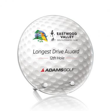 Hillsboro VividPrint™ Golf Award