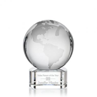 Globe Award on Paragon Clear