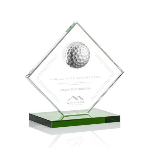 Barrick Golf Award - Green