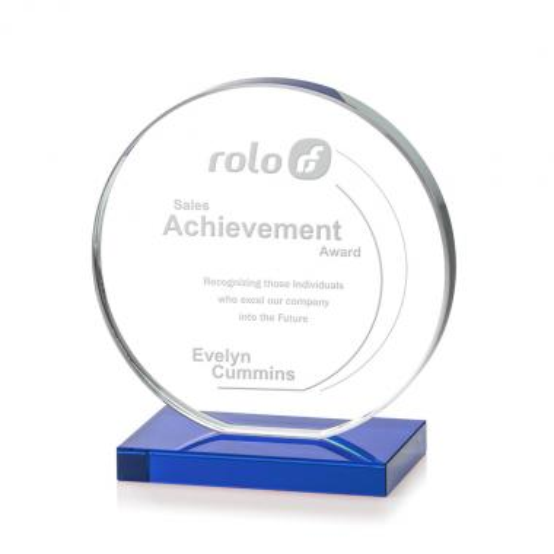 Victoria Award - Blue