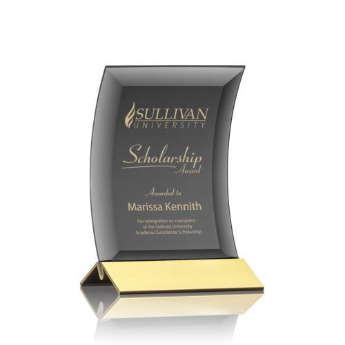 Dominga Award - Black/Gold