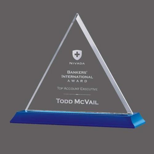 Dresden Award on Bartlett - Blue