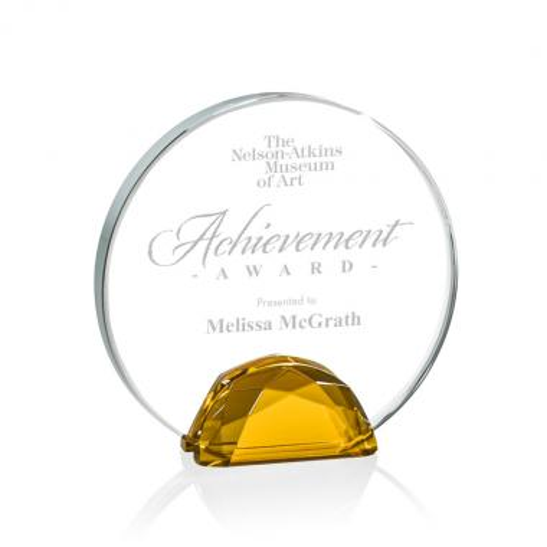 Galveston Award - Amber