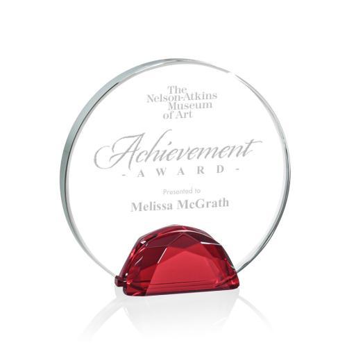 Galveston Award - Red