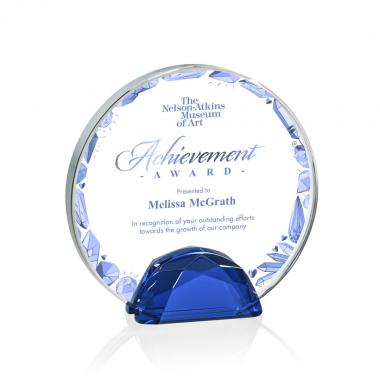 Galveston VividPrint™ Award - Blue