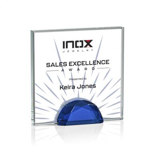Entwhistle VividPrint™ Award - Blue