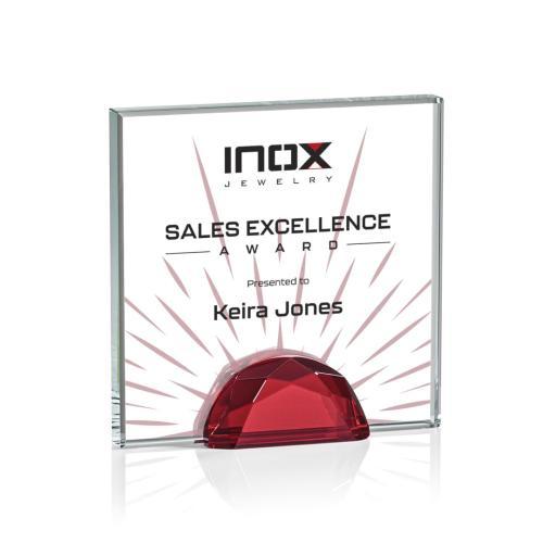 Entwhistle VividPrint™ Award - Red