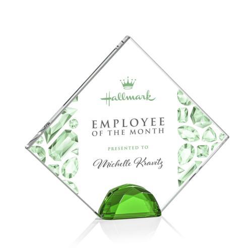Deerfield VividPrint™ Award - Green