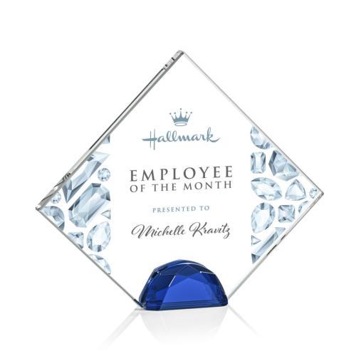 Deerfield VividPrint™ Award - Blue