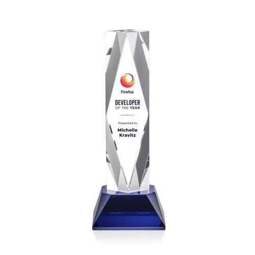 President Award on Base - Blue/VividPrint™