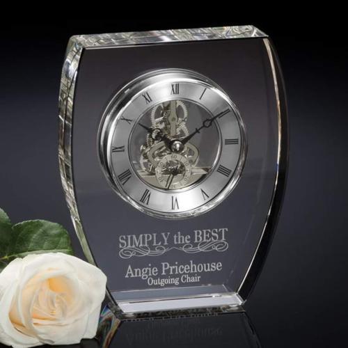 Montreal Clock Award - Optical