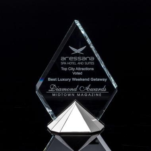 Celestial Award - Starfire/Silver