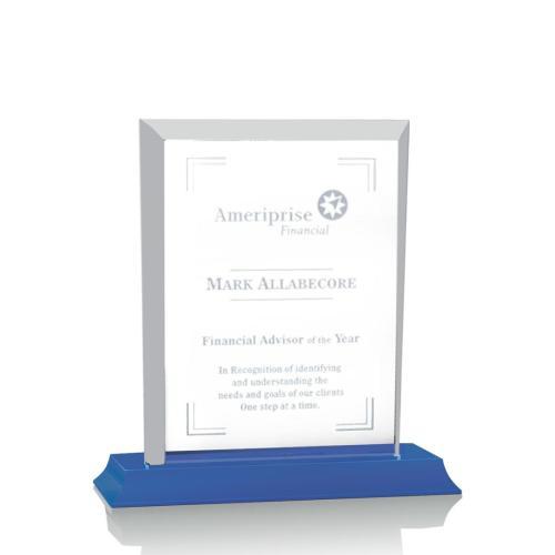 Denison Award on Bartlett - Blue