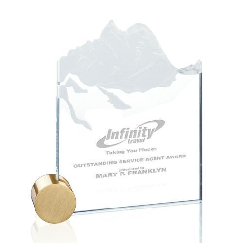 Hillstone Award - Circle Starfire