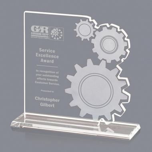 Bushwell Gear Award