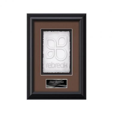 Monarch Cast Paper Award - Black