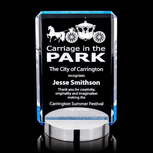 Stratum Award - Blue