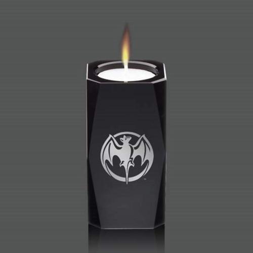 Abbey Candleholder - Black