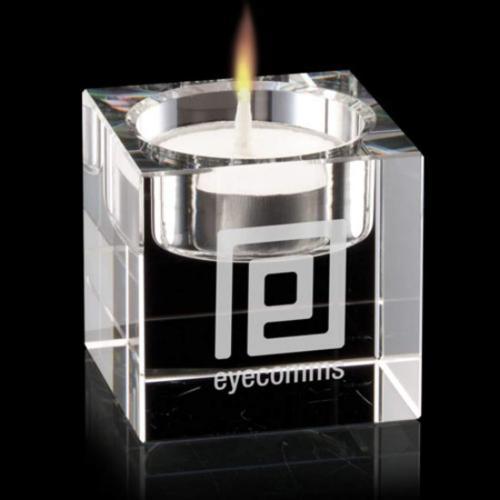 Perth Candleholder - Optical