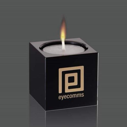 Perth Candleholder - Black