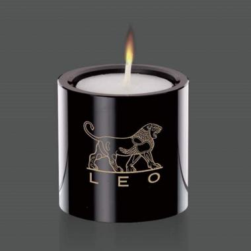 Tissot Candleholder - Black