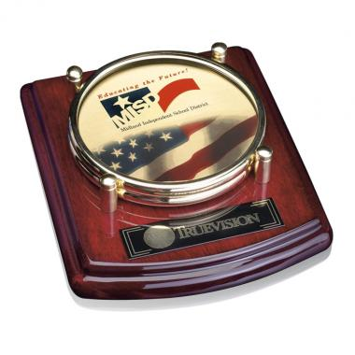 Waterbury AstroSub Coaster - Gold