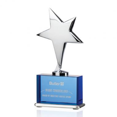 Rhapsody Star Award - Blue